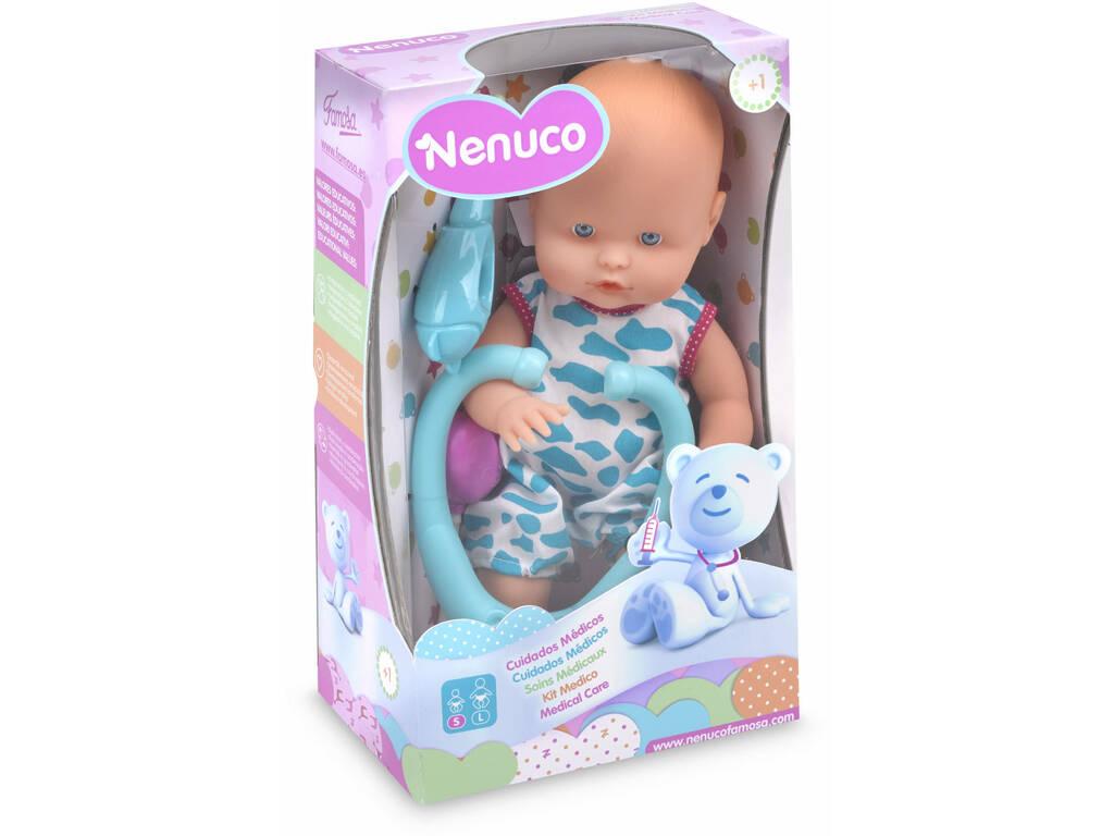 Nenuco Cuidados Niño Famosa 700010315
