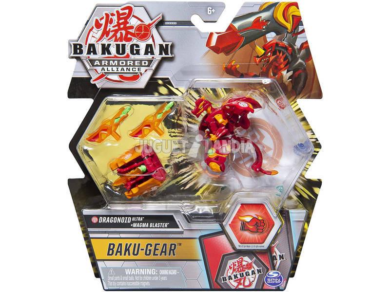 Bakugan Ultra Con Battle Gear Bizak 6192 4443