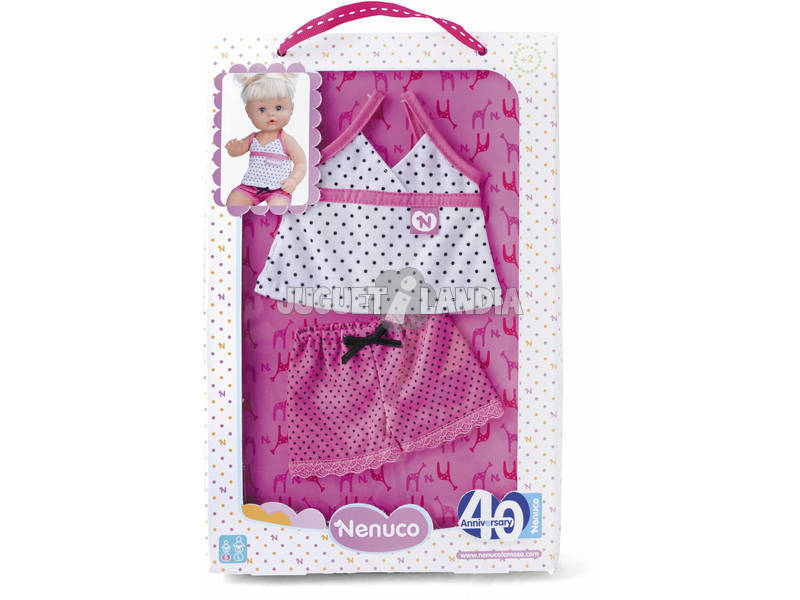 Nenuco Ropita Pijama Famosa 700013506