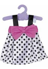 Nenuco Kleidung 42 cm. Mit Kleiderbügel Topfen von Famosa 700012824
