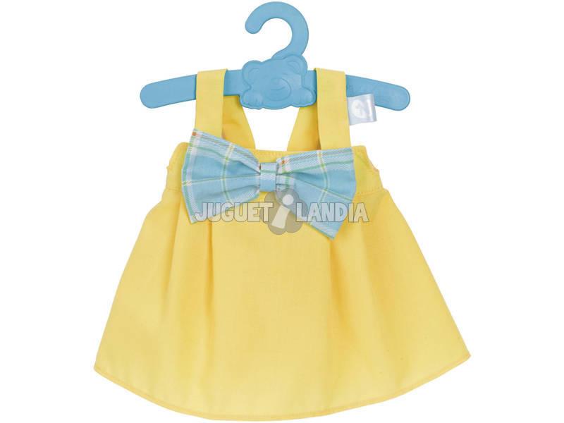 Nenuco Petits Vêtements. 42 cm. Avec Cintre Jaune Famosa 700012824