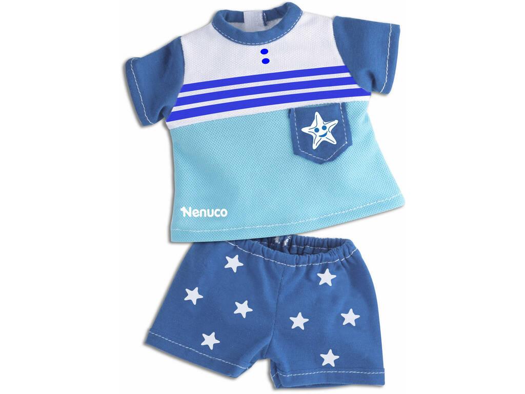 Nenuco Ropita Casual 35 cm.Conjunto Azul Famosa 700013822