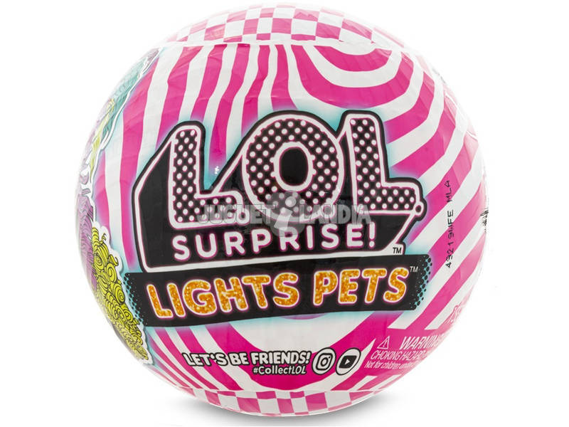LOL Surprise Lights Pets Giochi Preziosi LLUA6000