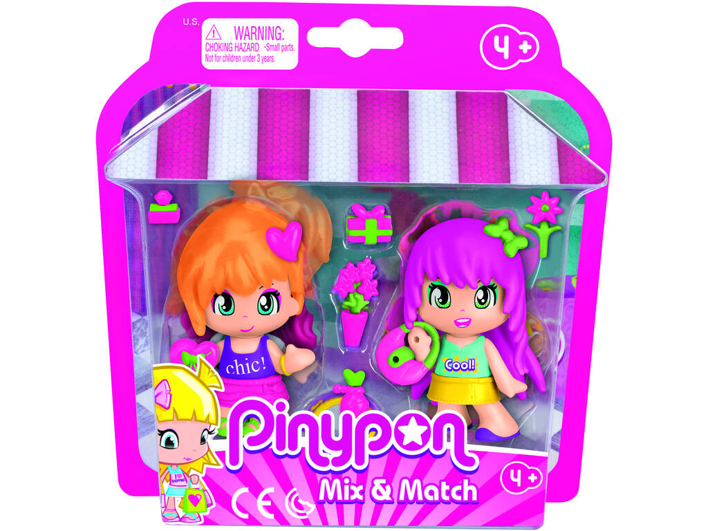 Pinypon Amigos de Compras Famosa 700015605