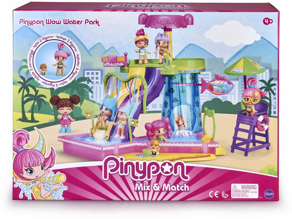 Pinypon Wow Parque Acuático Famosa 700015562