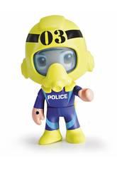 Pin et Pon Action Figurine Urgence Plongeur Famosa 700014491