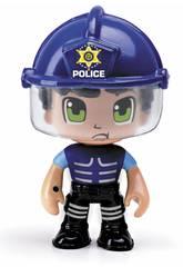 Pinypon Action Figura Emergenza Polizia Antisommossa Famosa 700014491