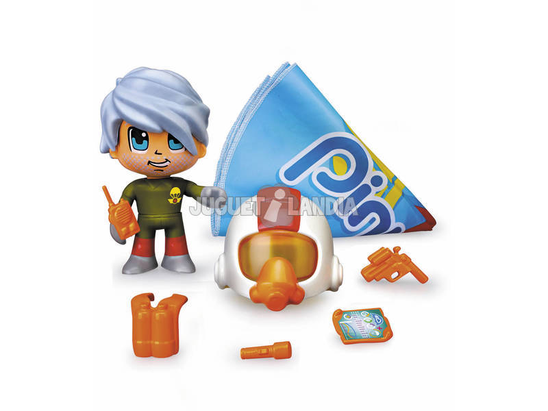 Pinypon Action Set Paracaidista Famosa 700015051