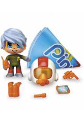 Pinypon Action Kit Parachutiste Famosa 700015051