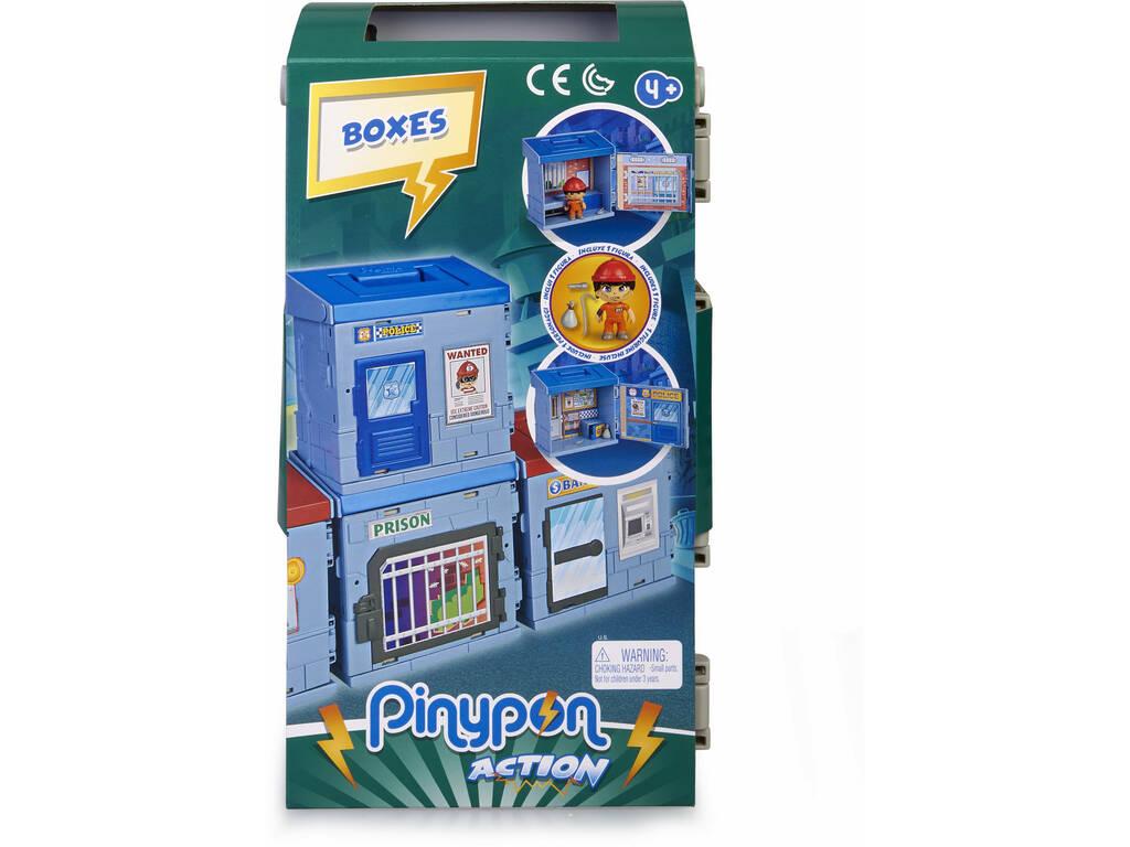 Pinypon Action 2 Mixópolis Boxes Police Famosa 700015715