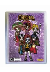 Catrinas Underworld Arquivador Fotocards Panini 3911AE