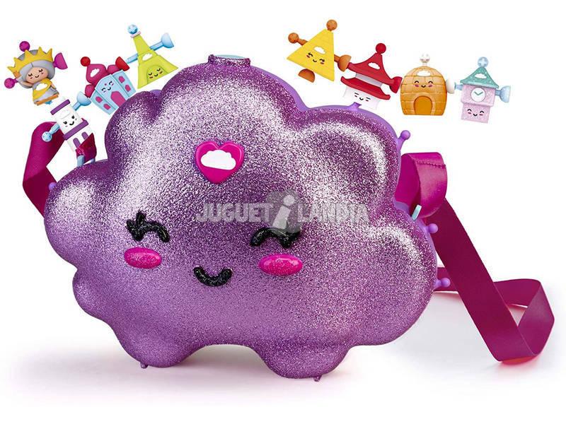 Ziwies Bolso Nube Purpurina 8 Figuras Famosa 700015603