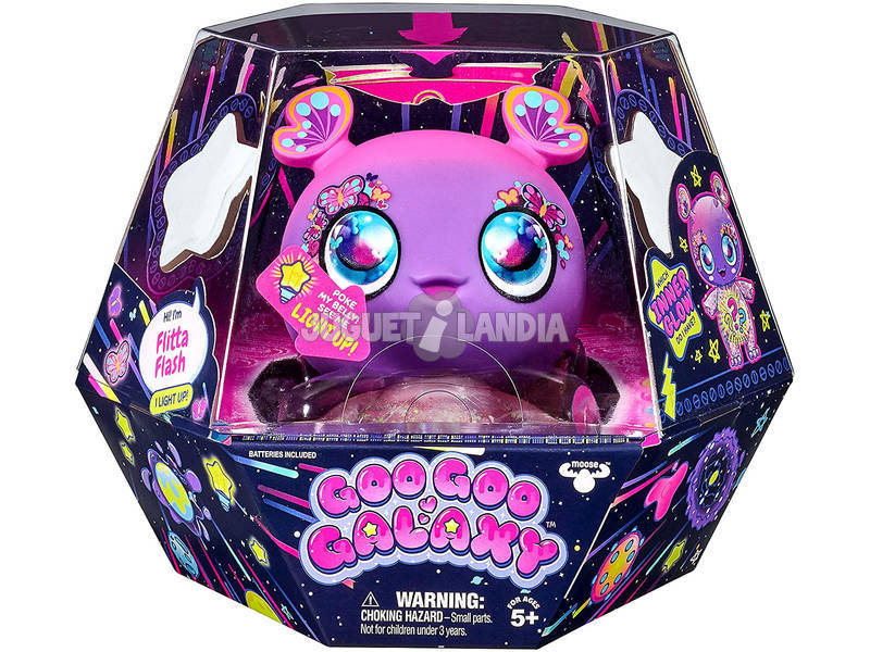 Goo Goo Baby Luminoso Flitta Flash Famosa 700015758