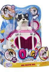 Little Live Pets Omg Bolso con Perrito Famosa 700015503