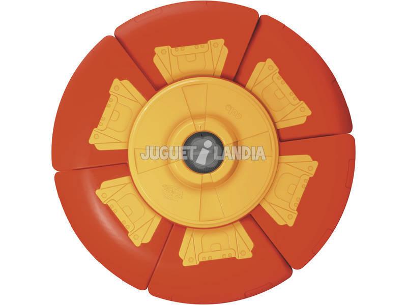 Slider Disc Eolo Rojo Famosa 700015727