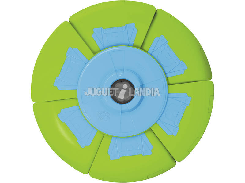 Slider Disc Éole Vert Famosa 700015727