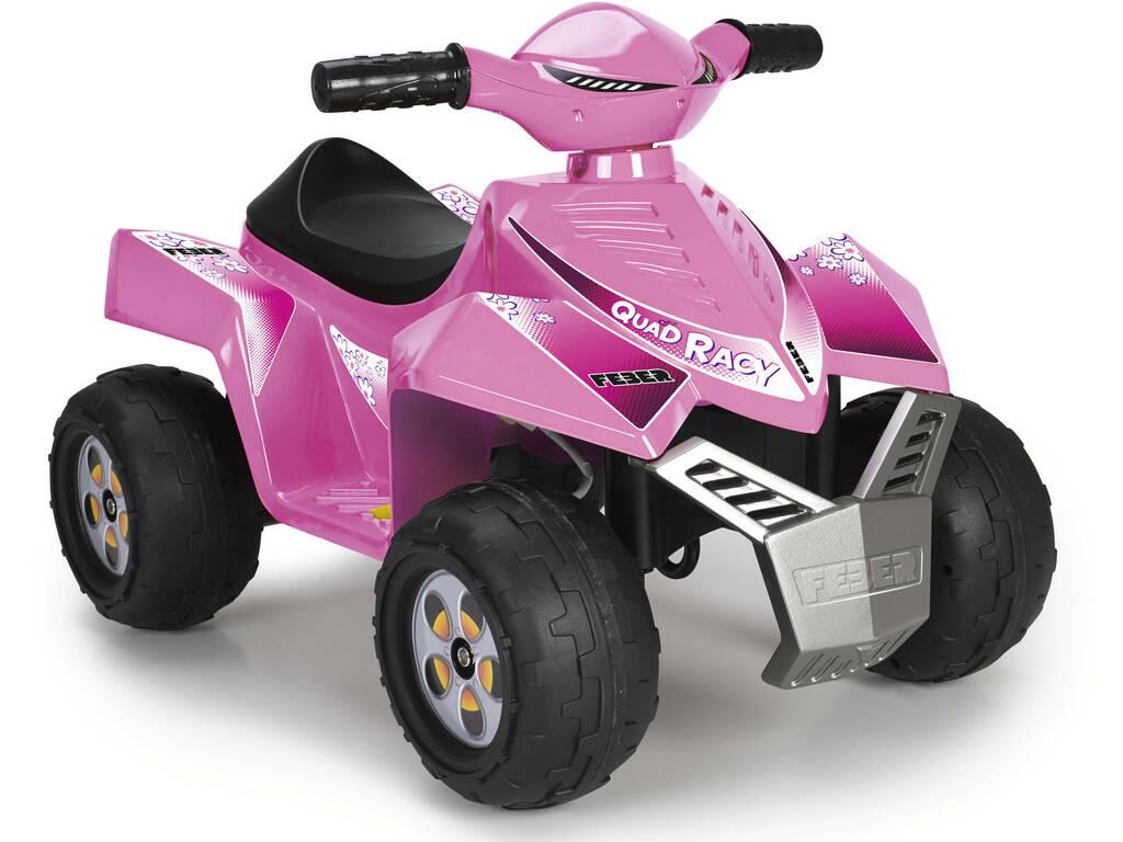 Quad Racy Rosa 6V Famosa 800011422