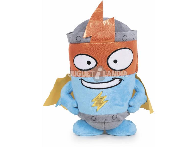 Superzings Peluche 24 cm. Ultra Raro Kid Kazoom Famosa 760018701