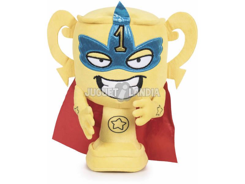 Superzings Peluche 23 cm. Golden Trophy Famosa 760018701