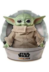 Star Wars The Mandalorian Peluche Baby Yoda The Child Mattel GWD85