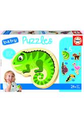 Baby Puzzle Animali Tropicali Educa 18587