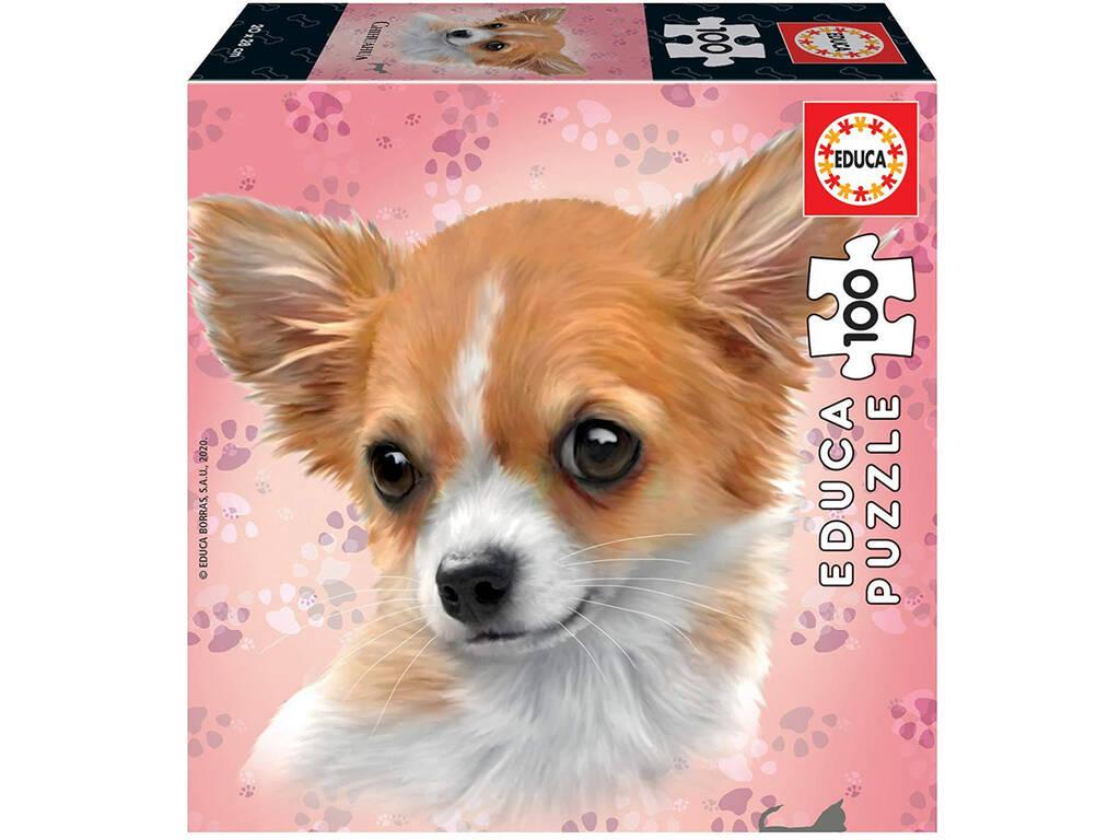 Puzzle Junior 100 Chihuahua Educa 18803