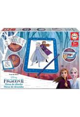 Frozen 2 Mesa de Diseño Educa 18369