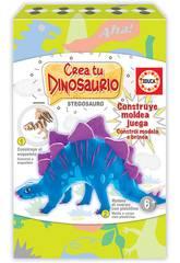 Crea e Modella il tuo Stegosauro Educa 18353
