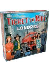 ¡Aventureros al Tren! Londres Asmodee DW722461ML