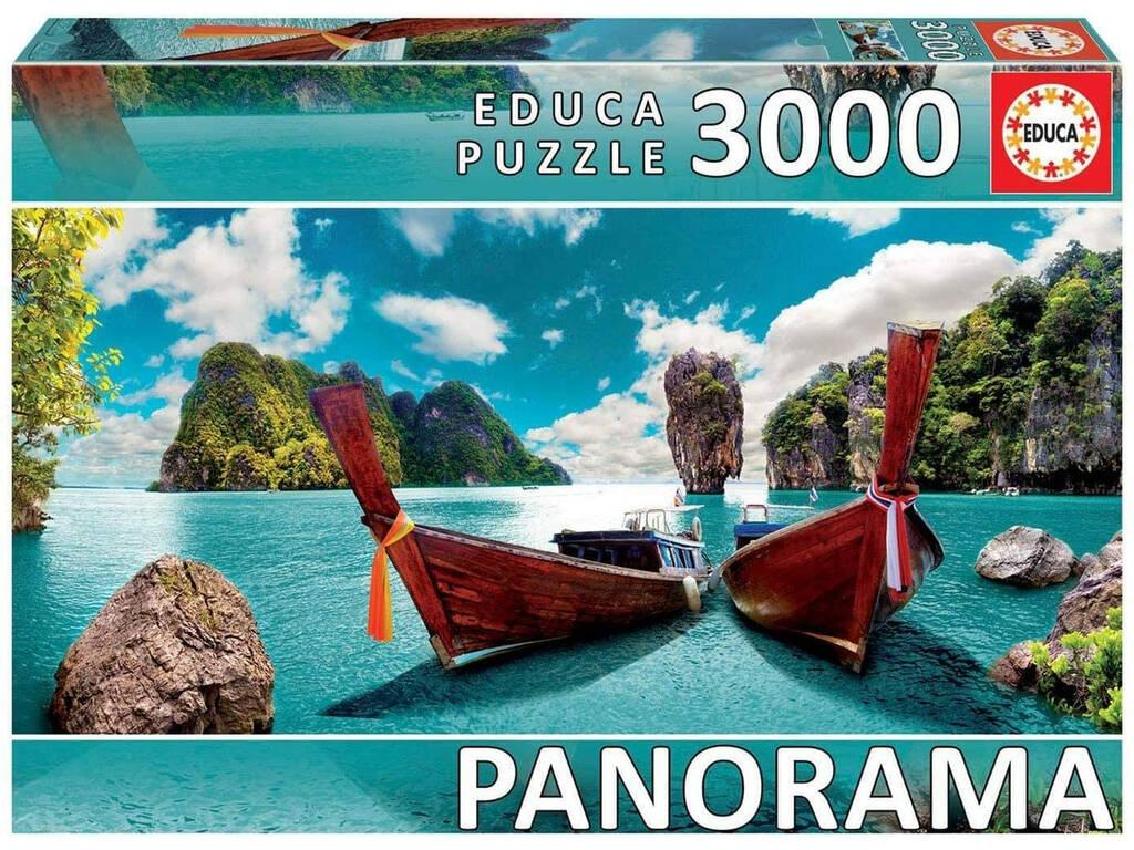 Puzzle 3000 Phuket, Tailandia Educa 18581