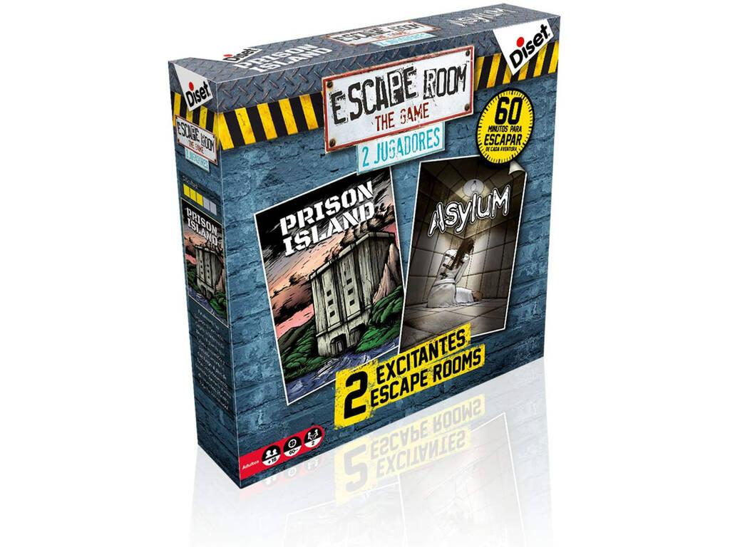 Escape Room The Game Dos Jugadores Diset 62328