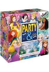 Party & Co Disney Princess Diset 46506