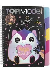 Topmodel Magic Scratch Book 11129