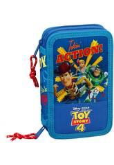 Astuccio Doppio Piccolo 28 Pezzi Toy Story 4 Safta 411931854
