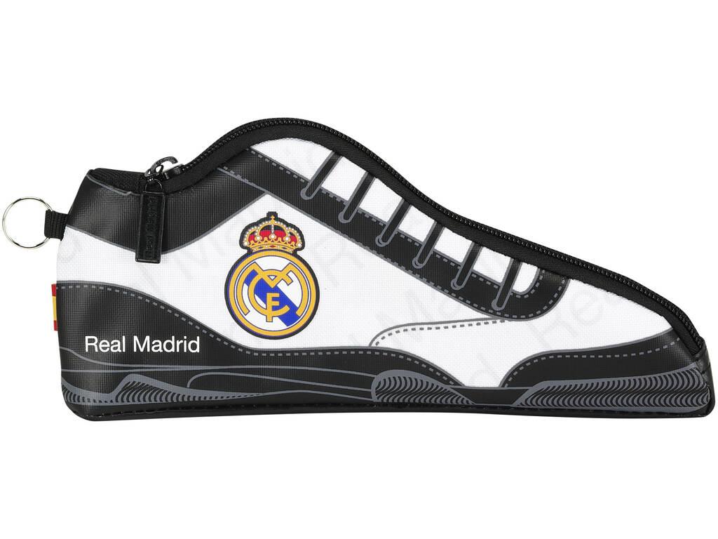 Portatodo Zapatilla Real Madrid Safta 811557584