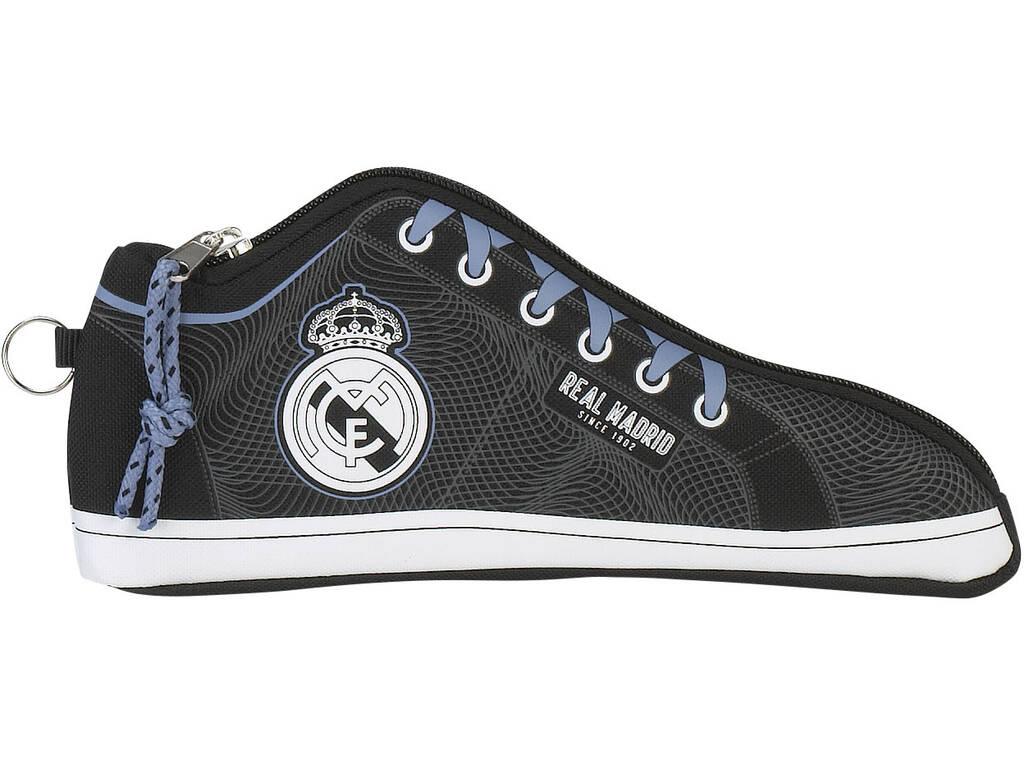 Portatodo Zapatilla Real Madrid Black Safta 811757584