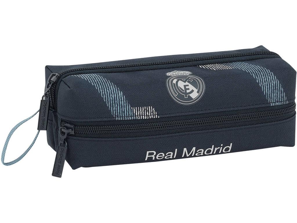 Portatodo Tres Cremalleras Real Madrid Safta 811834823
