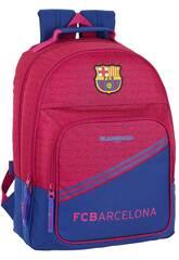 Mochila Duplo Adaptável ao Carro F.C. Barcelona Safta 611925560
