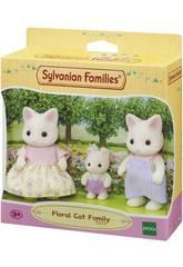 Sylvanian Families Blumen Katze Familie Epoch Zum Erfinden 5373