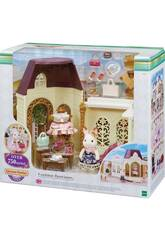Sylvanian Families Town Fashion Boutique Epoch Para Imaginar 5460