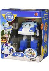 Robocar Poli Transforming Robot Toy Partner 83158