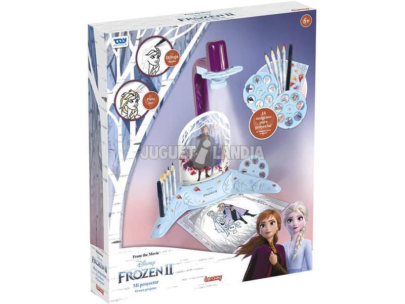 Frozen II Mi Proyector Toy Partner 25026