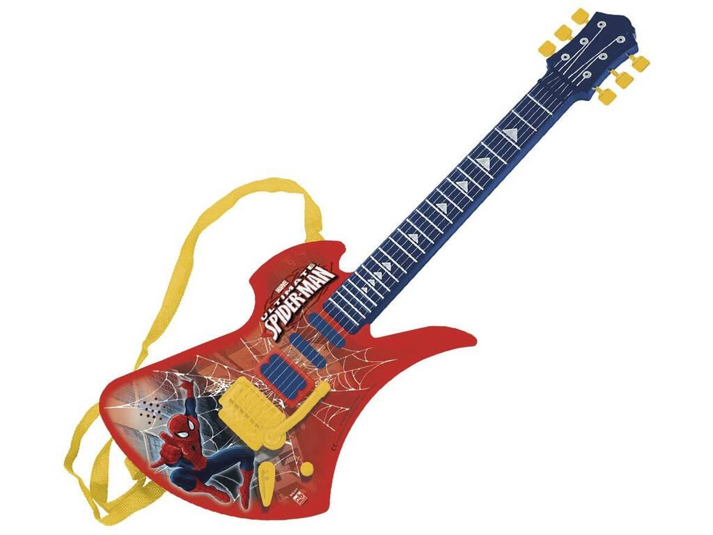 Spiderman Guitarra Electrónica Reig 561