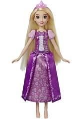 Disney Princesses Rapunzel Doll Shiny Music Hasbro E3149