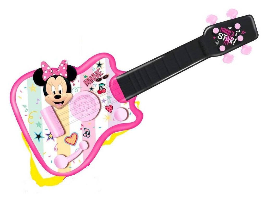Minnie And You Guitarra Infantil Reig 5538