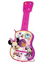 Minnie And You Guitarra 4 Cuerdas con Estuche Reig 5545