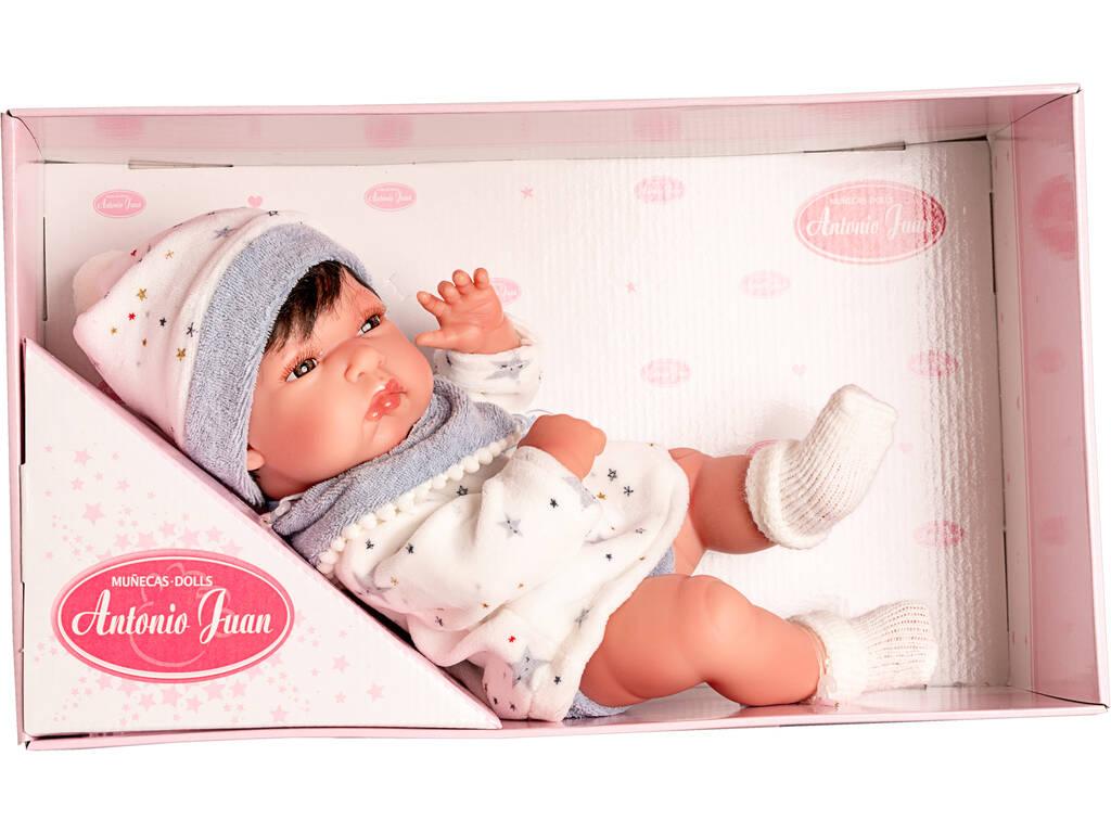 Muñeco Baby Tonet Baberito 33 cm. Antonio Juan 6031