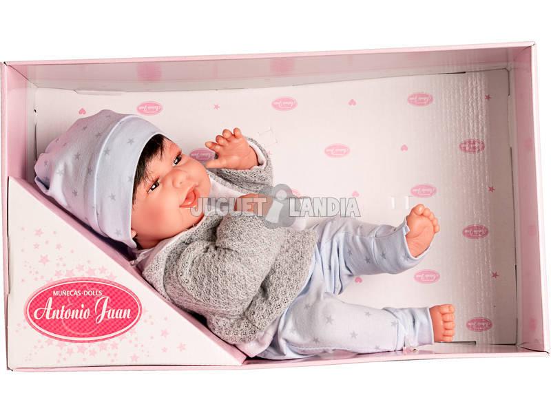 Muñeco Baby Clar Estrella 33 cm. Antonio Juan 6033