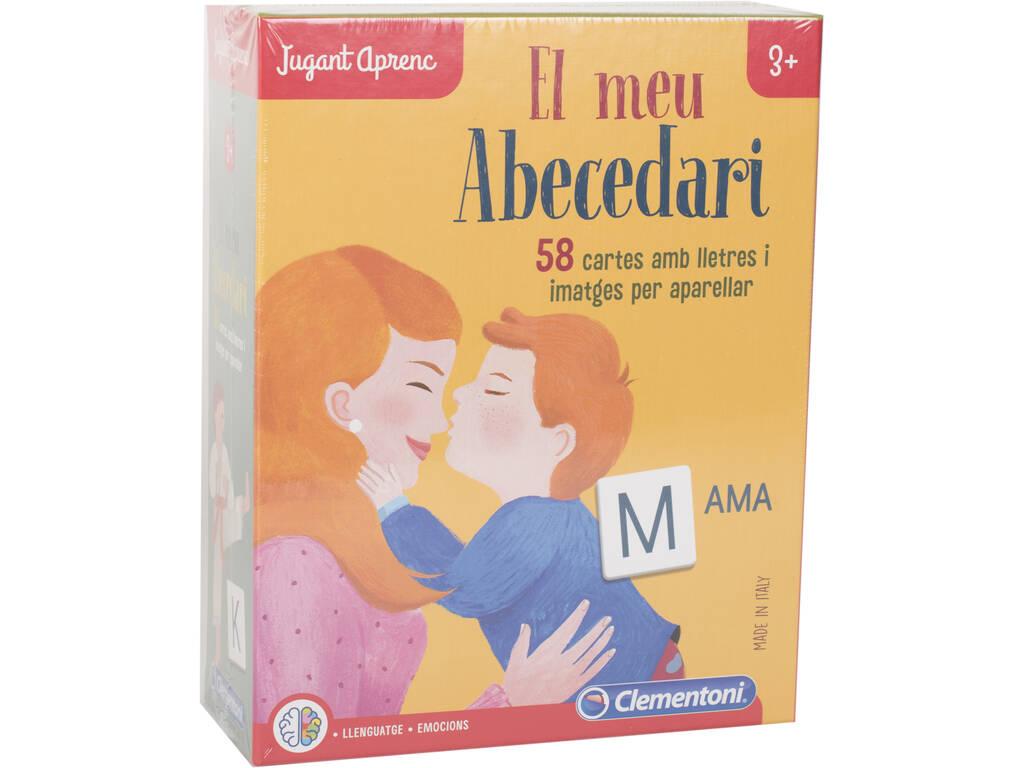 Jugant Aprenc El Meu Abecedari Clementoni 55366