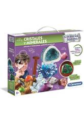 Cristales y Minerales Clementoni 55349